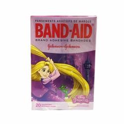 Băng keo cá nhân 20 miếng BAND-AID Disney Princess Rapunzel