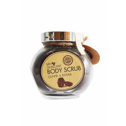 Tẩy tế bào chết toàn thân-Body Scrub -Organic Coffee and Sugar 100g