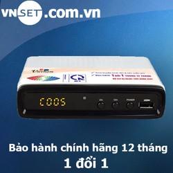 Đầu thu KTS DVB T2 1306 chính hãng bảo hành 1 đổi 1