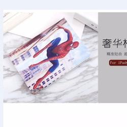 Bao da Ipad 2-3-4 hoạt hình Spider Man