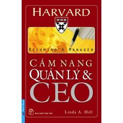 Sách - Cẩm nang quản lý và CEO
