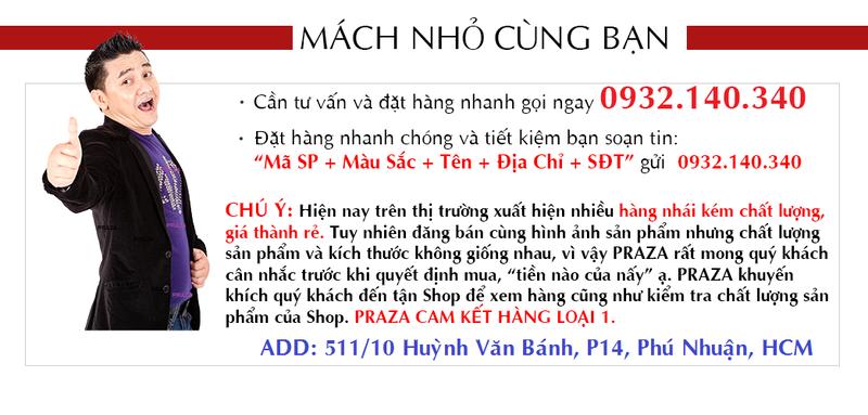 DCS0058 - Túi Đeo Chéo Thời Trang PRAZA 1