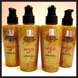 Lột trắng da colagen gold 24k