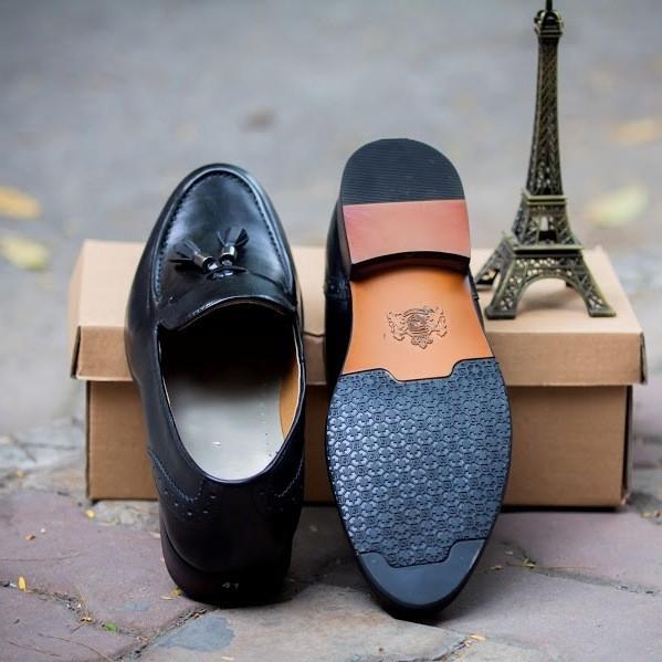 Giày da nam cao cấp 4