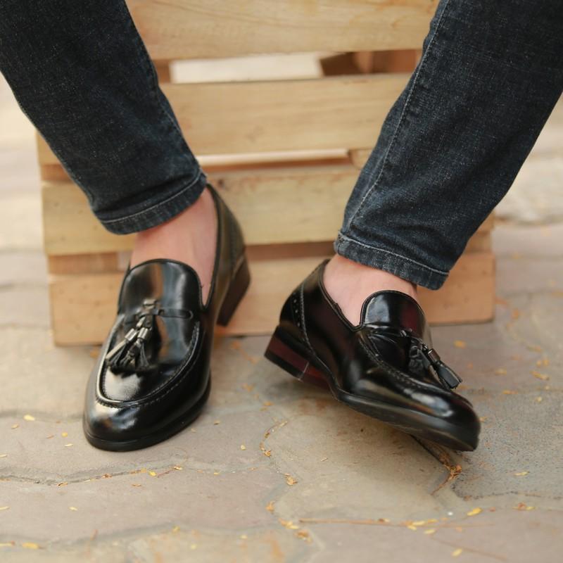 Giày da nam cao cấp 5