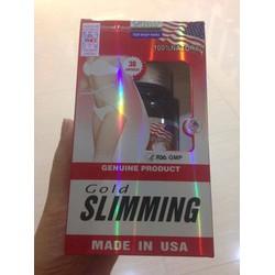Viên uống giảm cân Slimming gold
