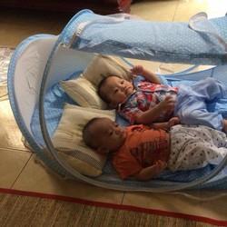 Màn ngủ chống muỗi cho bé