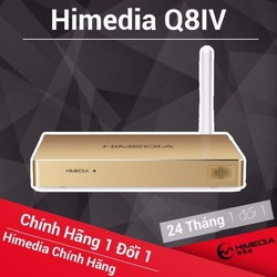 Android tv box Himedia Q8