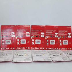 Thẻ nhớ SanDisk HD 64G