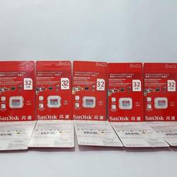 Thẻ nhớ SanDisk HD 32G
