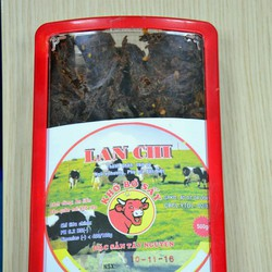 Khô bò cây Lan Chi - Đặc sản Tây nguyên