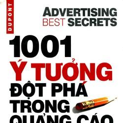 Sách - 1001 ý tưởng đột phá trong quảng cáo