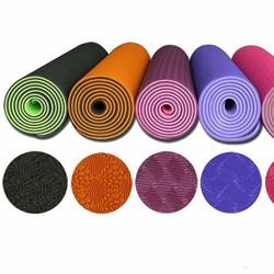 Thảm yoga 2 lớp cao cấp đẹp như hình