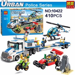 Bộ lắp ghép Đội xe cảnh sát