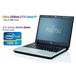 Fujicsu P770 i5 560 Ram 2G HDD 160G 12.1 in Pin 3H