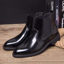 Giày boots nam Chelsea