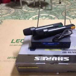Micro không dây Sh-227 hát karaoke