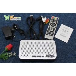 ĐẦU THU KTS DVB-T2 - MODEL FTV CỦA MOBITV CỔNG AV-HDMI