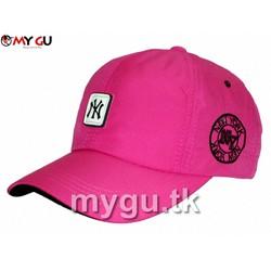 Nón thời trang NY M504 - Màu hồng