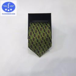 [Chuyên sỉ - lẻ] Cà vạt nam Facioshop OI04 - bản 8cm