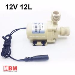 Máy bơm nước nóng mini 12V 12L 3M