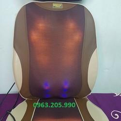 Đệm massage toàn thân 5D Nhật Bản, hàng chính hãng khuyến mại lớn
