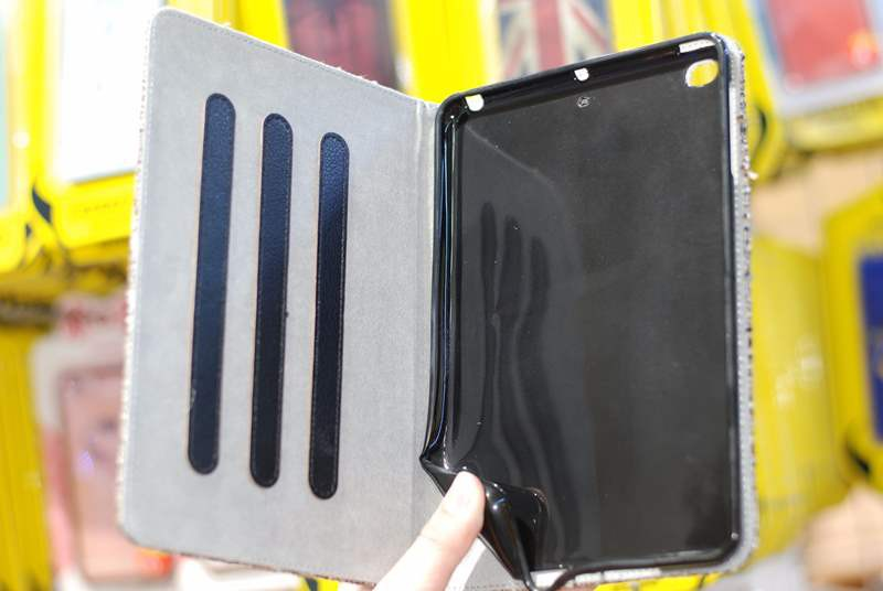 bao da ipad vải nỉ  ipad mini 2.3.4, ipad air 1.2, ipad air 2.3.4 15