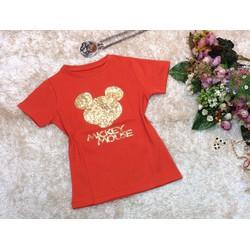 Áo thun Mickey Mouse