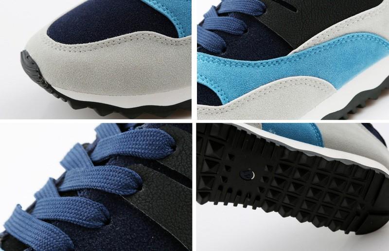 Giày thể thao nam phối mầu thời trang 6