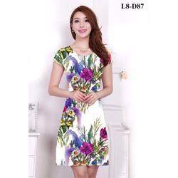 Đầm đẹp 3D Hari Won