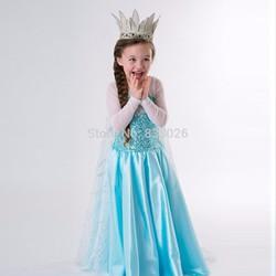 Váy công chúa ELSA FROZEN