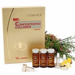 Tinh chất Collagen Vàng Úc hộp 3 chai 10ml Giảm lão hóa cho làn da