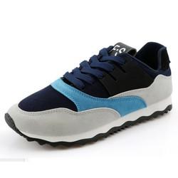 Giày thể thao nam phối mầu thời trang