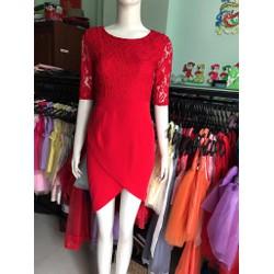Đầm dạ hội hàng hiệu