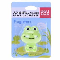 gọt chì mini hinh ếch Deli 568