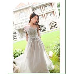 Đầm maxi dạ hội