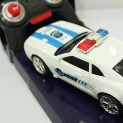 Mô hình xe cảnh sát điều khiển từ xa