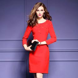 Đầm ôm thiết kế cực xinh DV577