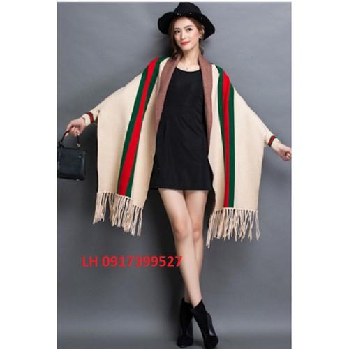 Khăn choàng nữ khăn quàng nữ sang trọng Hàn Quốc cao cấp mới L12K39