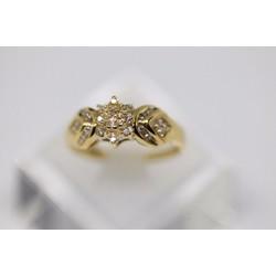 Nhẫn Nữ Vàng Tây 10k