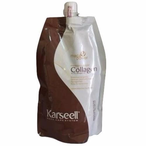 Karseell maca dầu hấp tóc collagen siêu mềm mượt tóc 500ml