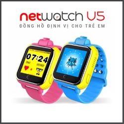 Đồng hồ định vị NetWatch V5 - Android