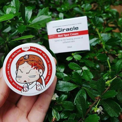 Kem trị thâm mụn Ciracle Red Spot Cream - 4132390 , 4719856 , 15_4719856 , 260000 , Kem-tri-tham-mun-Ciracle-Red-Spot-Cream-15_4719856 , sendo.vn , Kem trị thâm mụn Ciracle Red Spot Cream