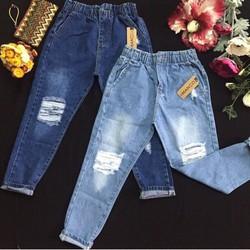 Quần baggy jeans cá tính