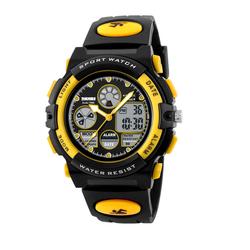 Đồng hồ điện tử bé trai SKMEI SK094 Vàng