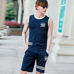 Bộ quần áo tập gym nam