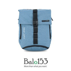 Balo đựng laptop 14inch Simplecarry Easy Open Blue