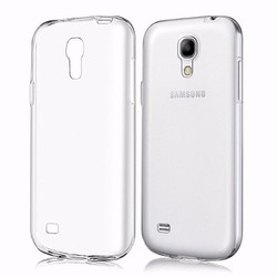 Ốp lưng silicon cho Samsung Galaxy S4 Trong suốt