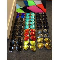 kính rayban chính hãng nhiều màu tặng bao da