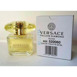 Nước Hoa Nữ Versace Yellow Diamond EDT 90ml Tester